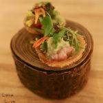 Un repas gastronomique végétarien zéro déchet avec Sang Hoon Degeimbre