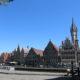 Vue de Gand, ville belge vegan friendly