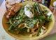 Salade chez Plus+ à Gand
