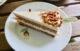 Gâteau noisettes-cacahuètes chez No Milk Today à Berlin