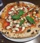Pizza vegan à La Stella Nera à Berlin