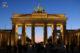 Brandenburger Tor (porte de Brandebourg) à Berlin