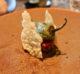 Troisième mise en bouche vegan au restaurant BOSQ à Texel