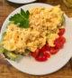 Tartine guacamole et œufs brouillés chez A never ever ending love story à Berlin