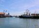 Port de Oudeschild sur l'île de Texel