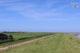 Route et piste cyclable à Texel