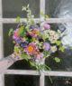 Bouquet de fleurs bio et éco-responsables Ginger Flower à Liège