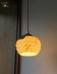 Luminaire LV Creations à la boutique éphémère de créateurs liégeois Léon