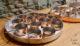 Petites casseroles en bronze Mauviel 1830 chez San Gent