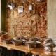 Ustensiles de cuisine Mauviel 1830 chez San Gent