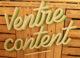 Logo du restaurant végétarien Ventre Content à Liège