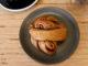 Cinnamon roll vegan chez Grounded à Paris