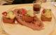 Polenta grillées au poivre chez BrEAThe, restaurant vegan à Paris