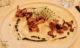 Raviolis aux champignons vegan chez BrEAThe à Paris