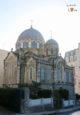 Église orthodoxe russe à Biarritz
