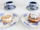 Boule de Berlin et tarte citron meringuée vegan de la pâtisserie et boulangerie Les Saveurs de la Bastille à Liège